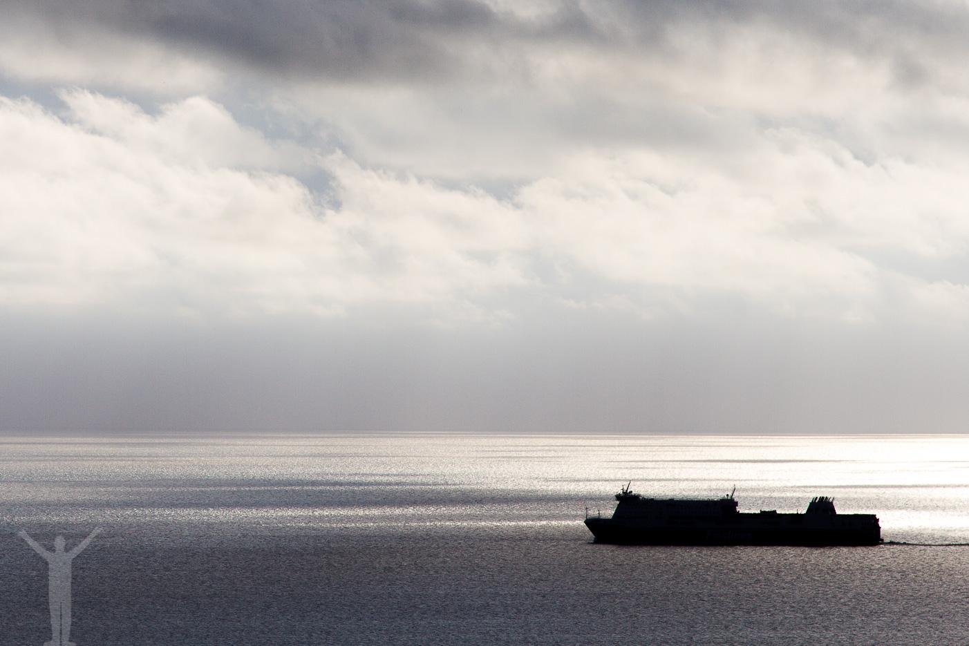 Fartyg på Östersjön