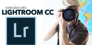 Nybörjarguide för Lightroom