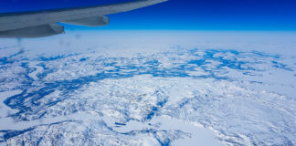 Kanada från luften