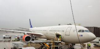 SAS A330E LN-RKT