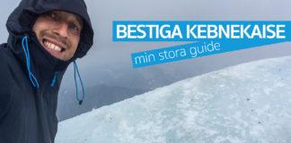 Bestiga Kebnekaise - guide