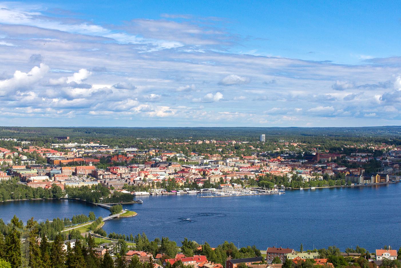 Östersund och Frösön