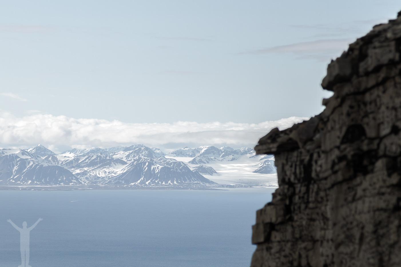 Utsikt från Adventtoppen