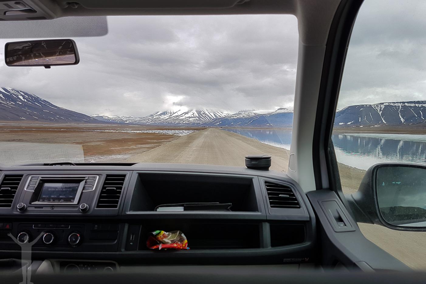Transport på Svalbard