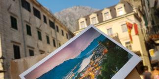 Vykort från Kotor