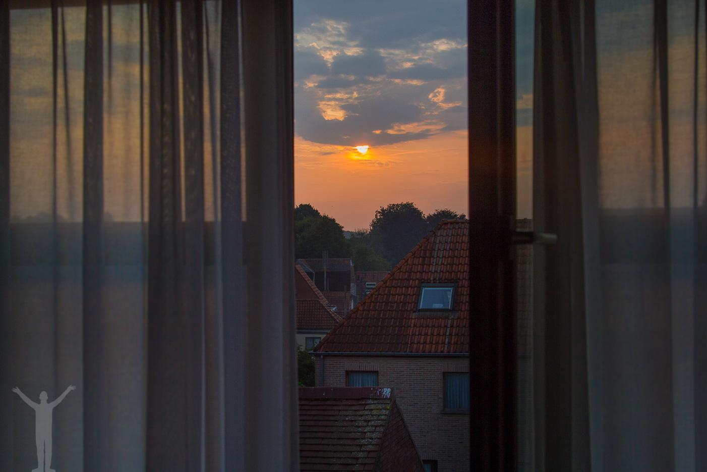 God morgon från Brygge