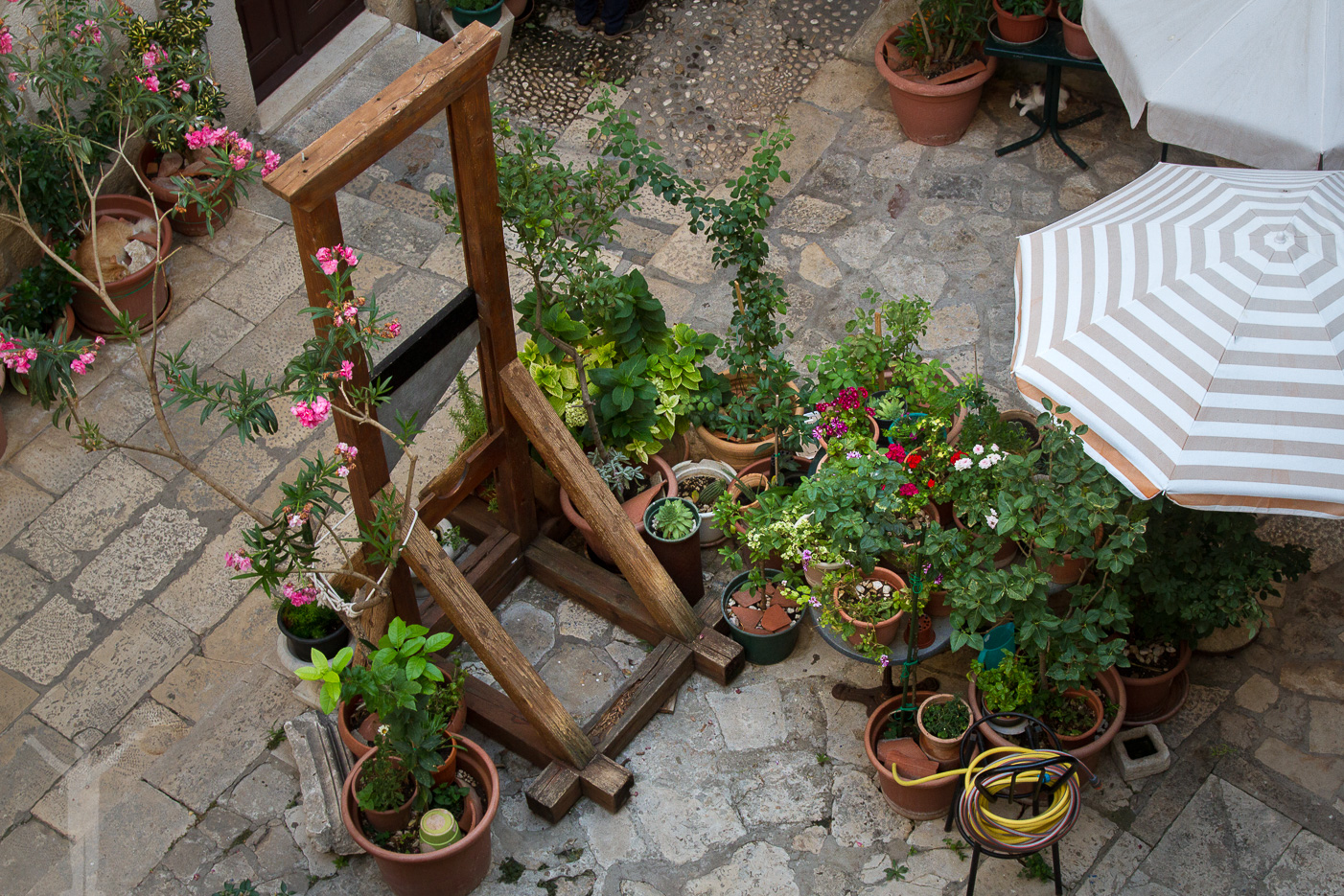 Innergårdar i Dubrovnik