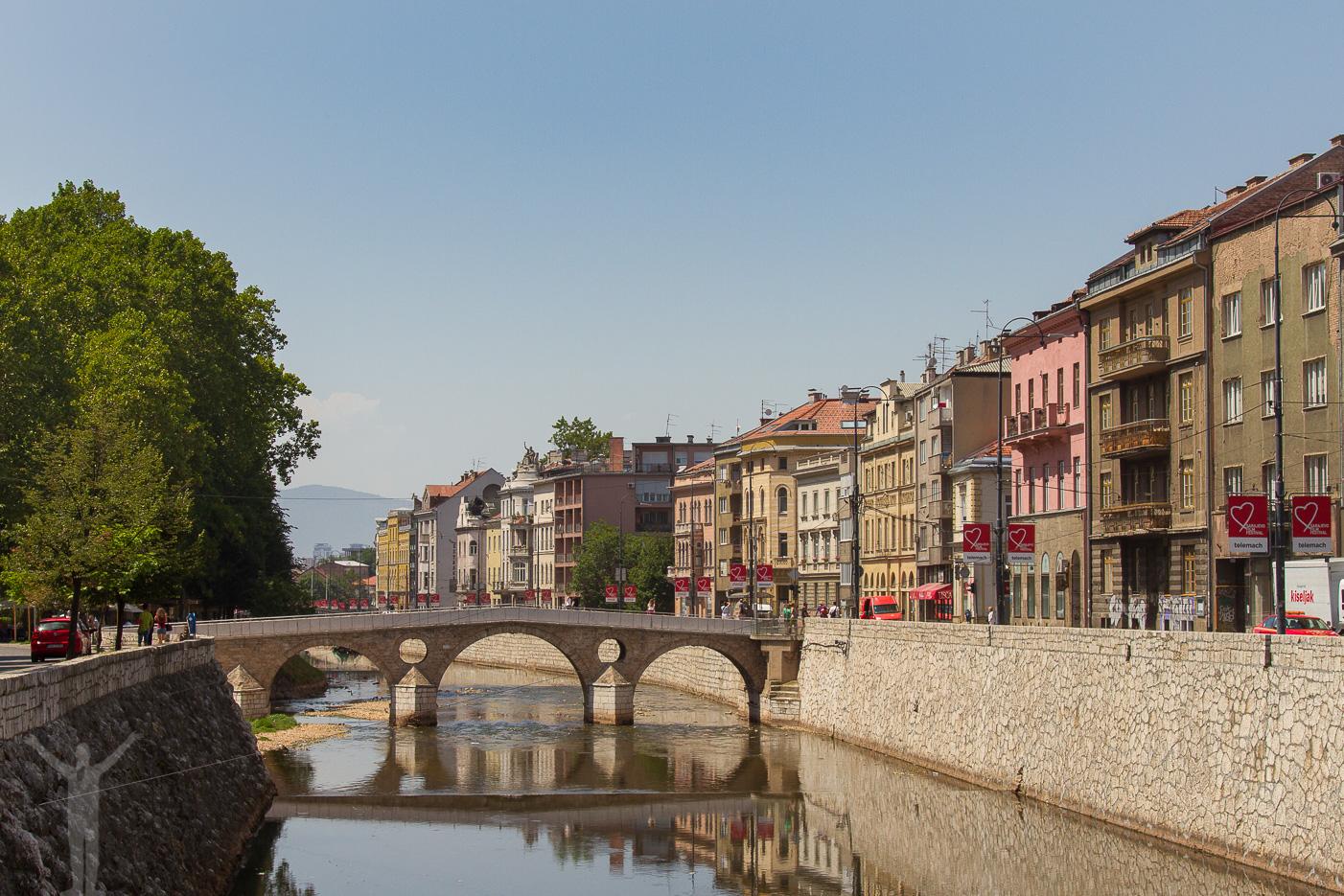Latinska bron i Sarajevo