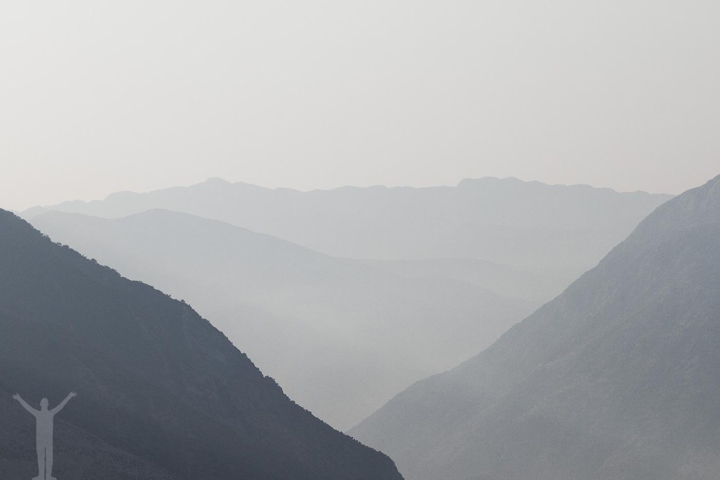 Bergens fina kuliss i Montenegro