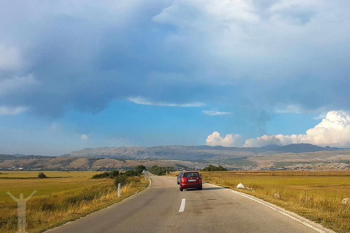 Roadtrip i Bosnien och Hercegovina