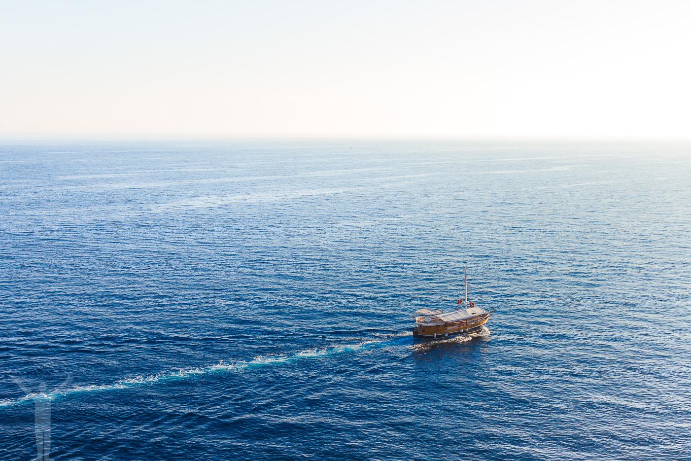 Båttur från Dubrovnik