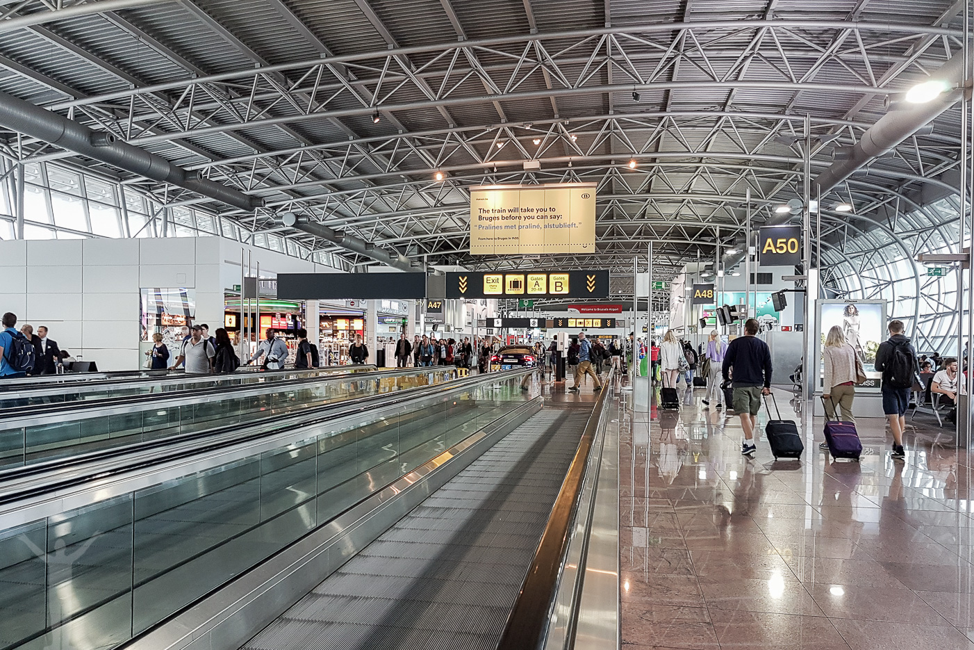 Bryssels flygplats