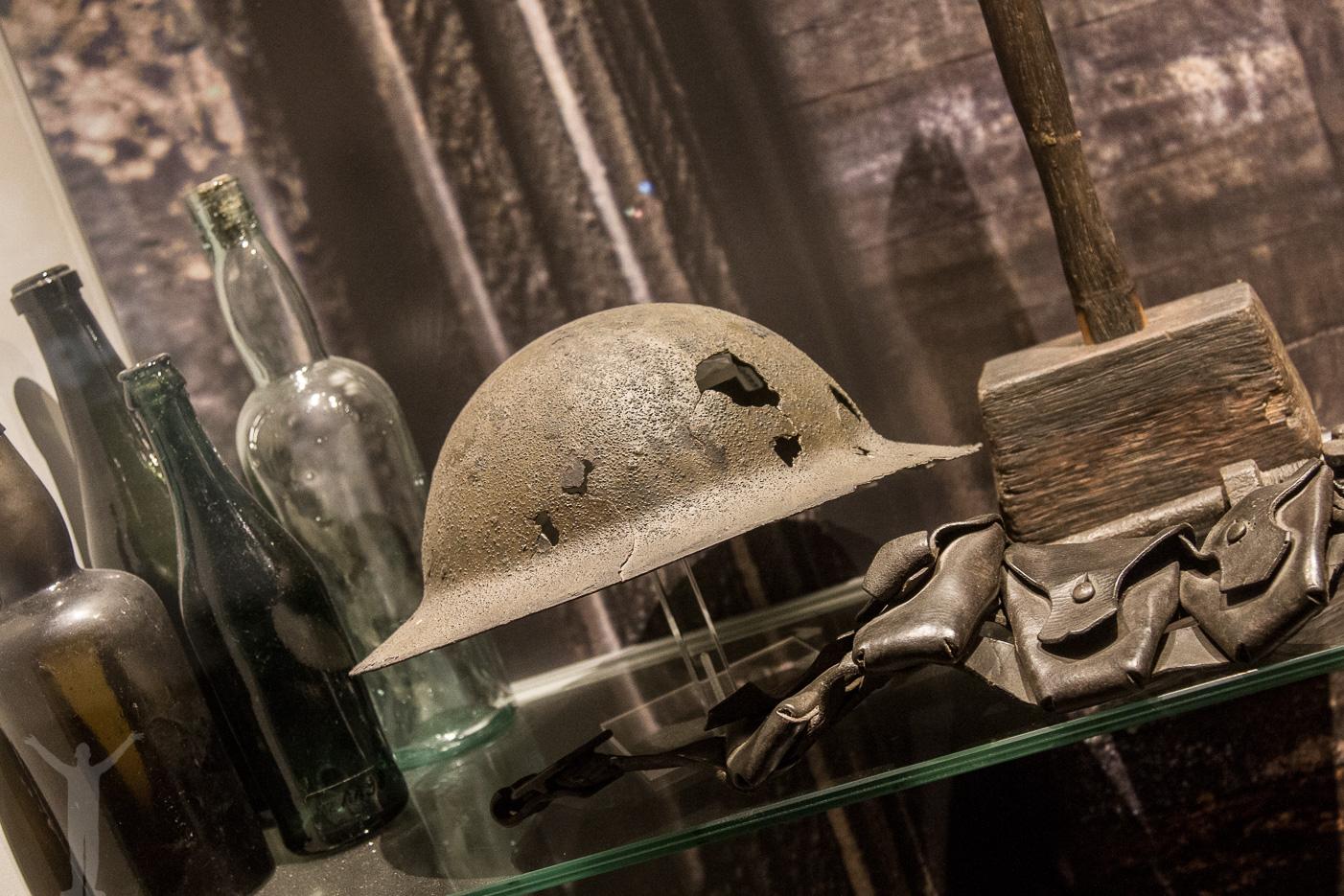 Hjälm från första världskriget