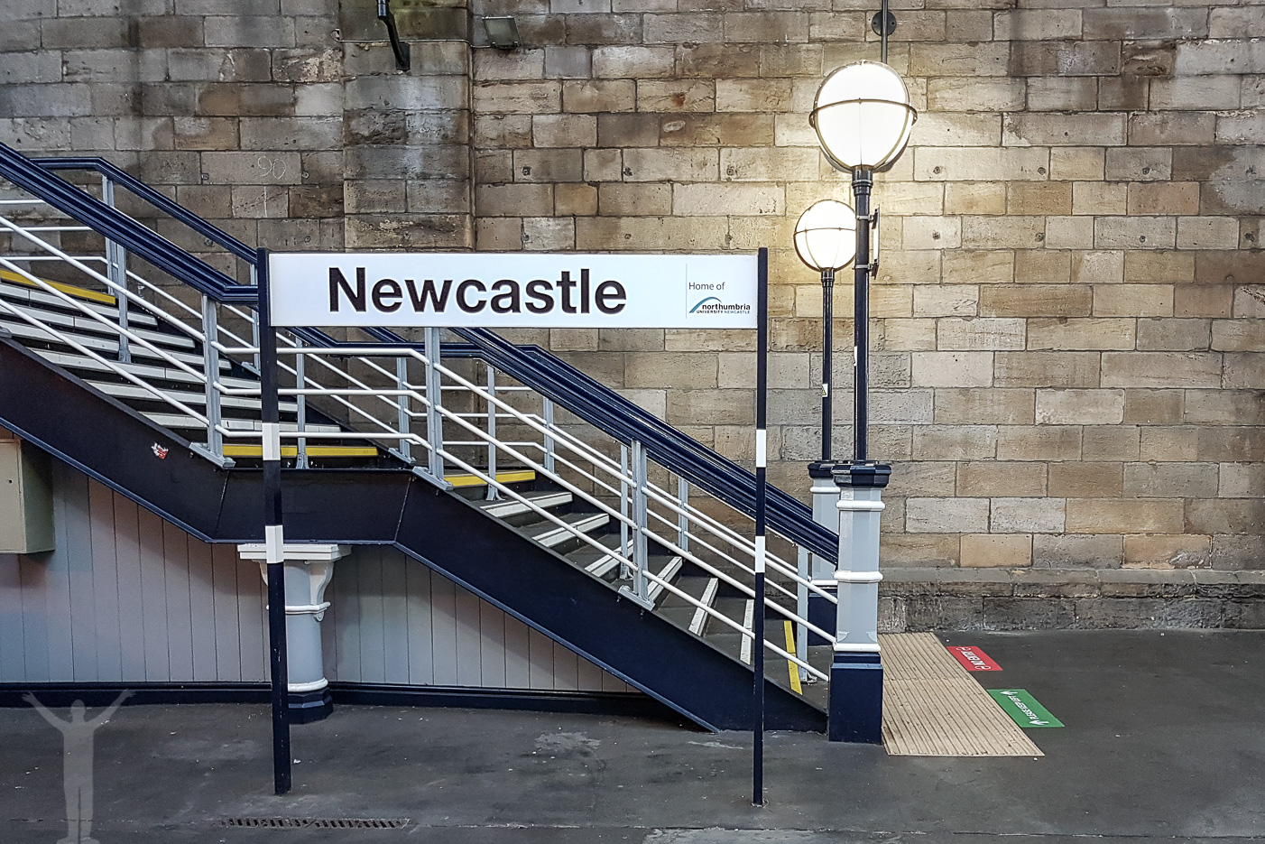 Newcastle centralstation