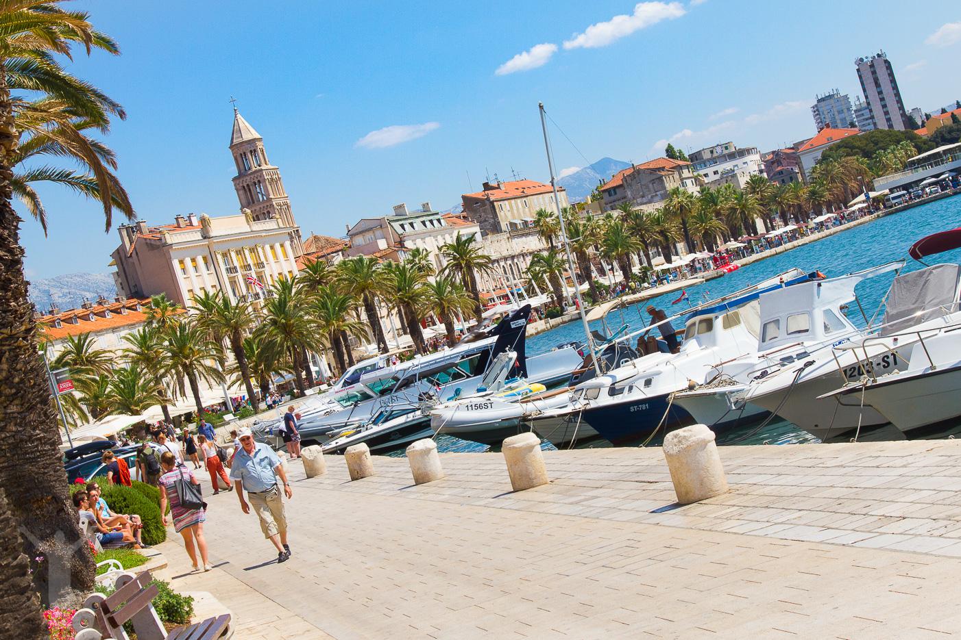 Riva, Split