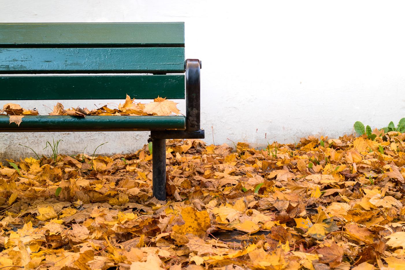 Vila en stund på bänken