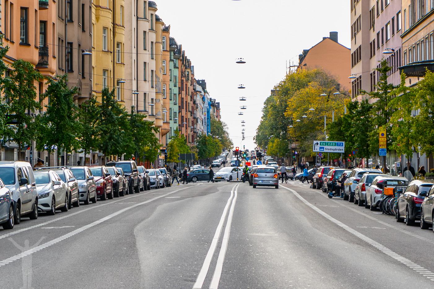 Hornsgatan, Stockholm