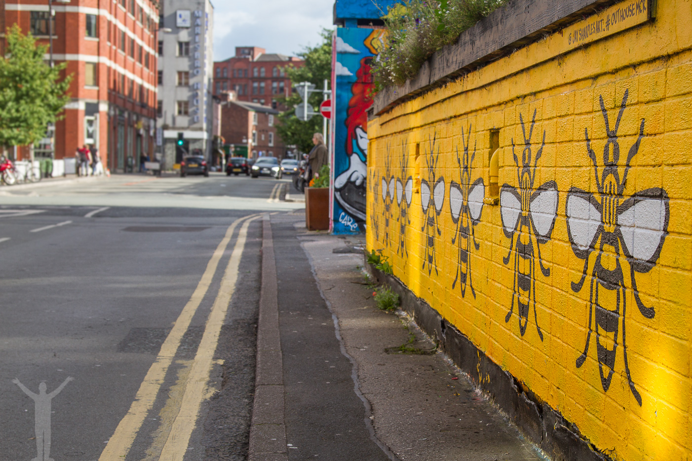 Bi - Manchesters stadssymbol