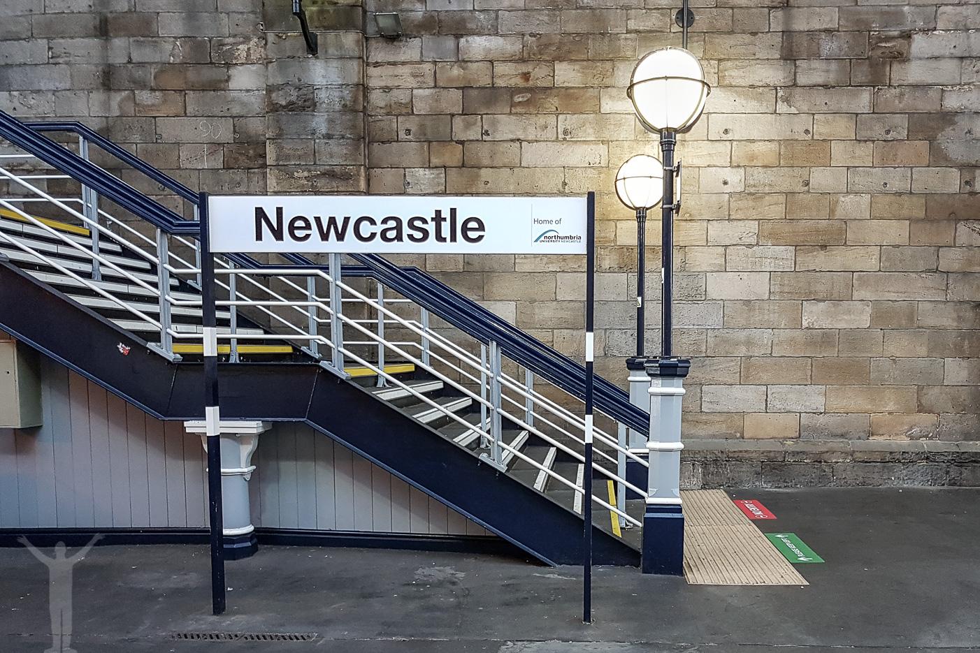 Välkommen till Newcastle