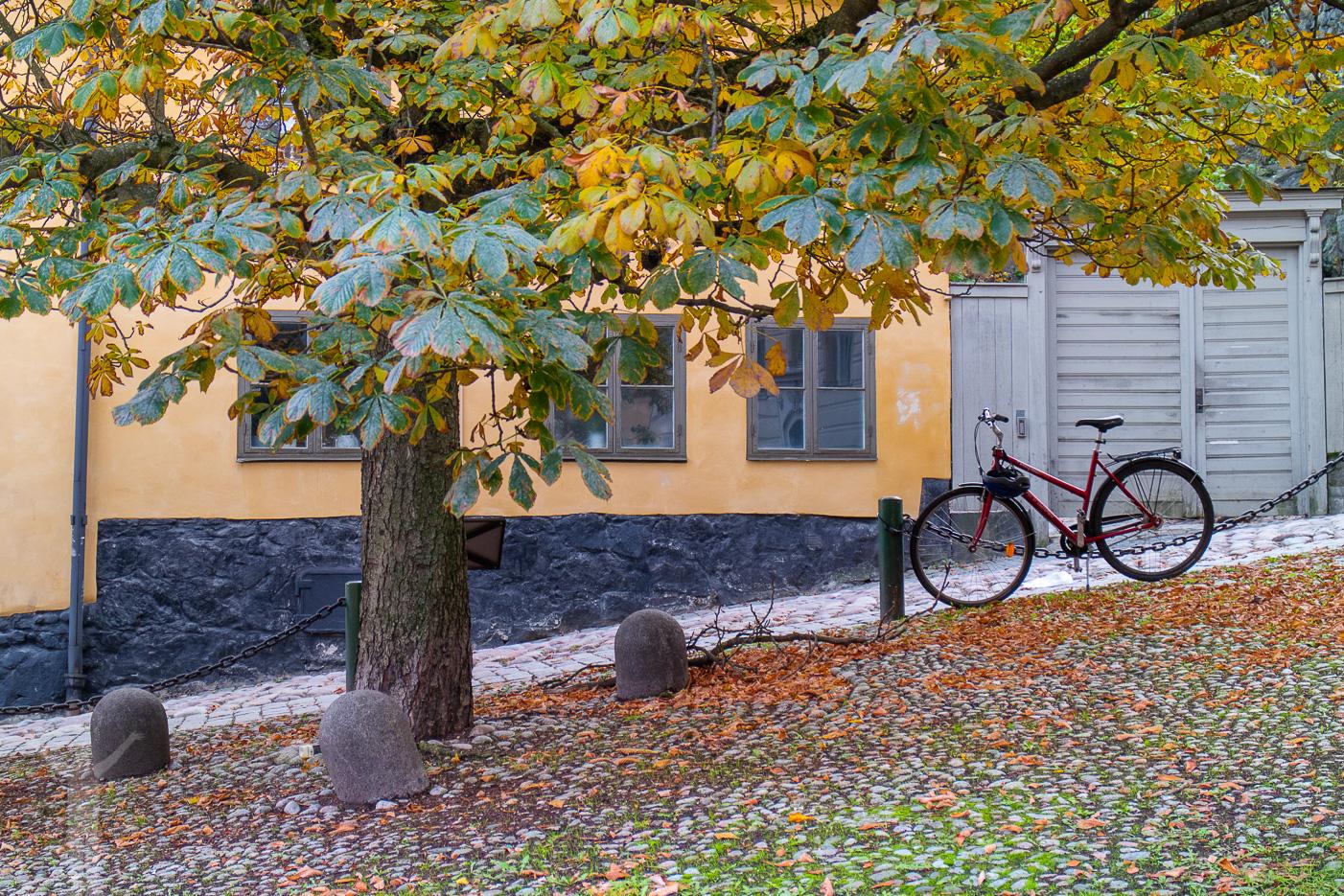 Bastugatan på Söder