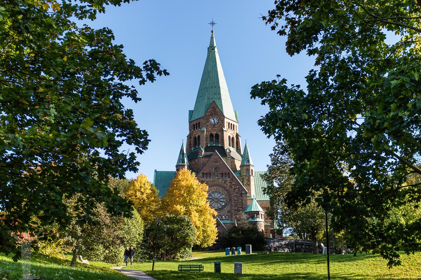 Sofia kyrka på Söder, Stockholm