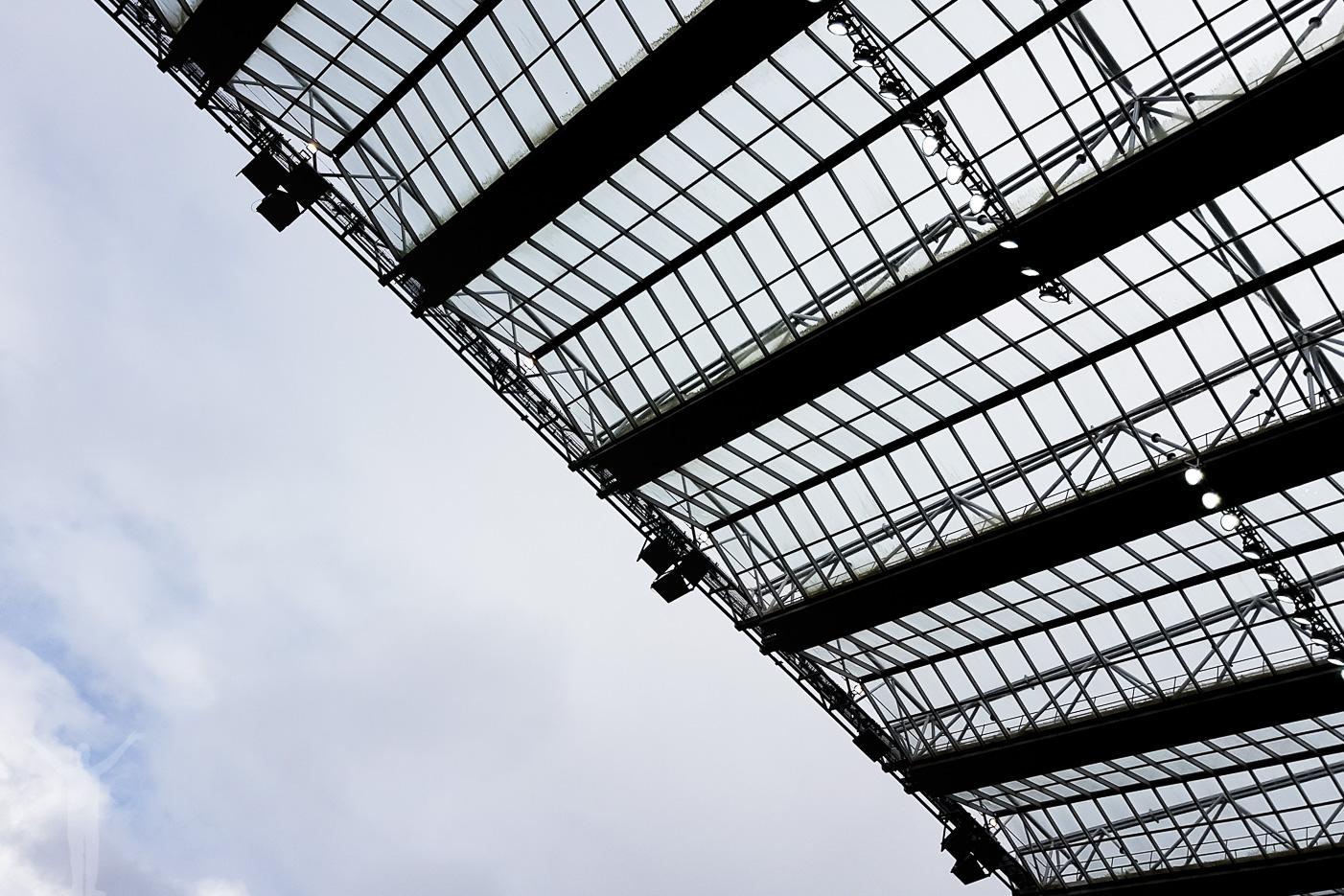 Taket på St James' Park