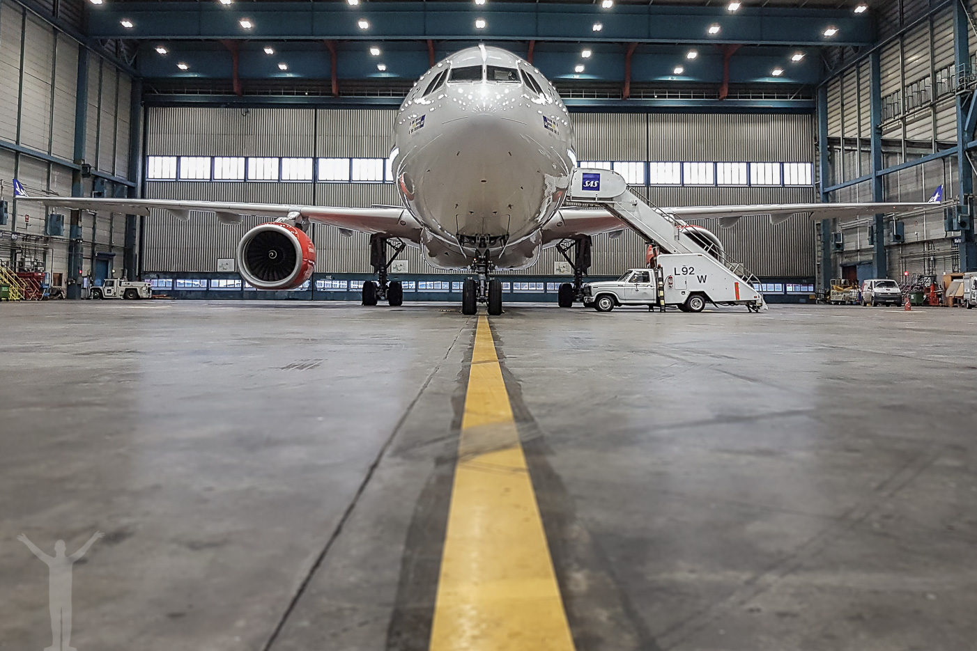 Airbus A330-343X, Frithiof Viking - LN-RKS