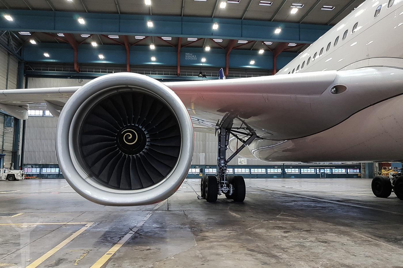 Rolls-Royce Trent 772B-60
