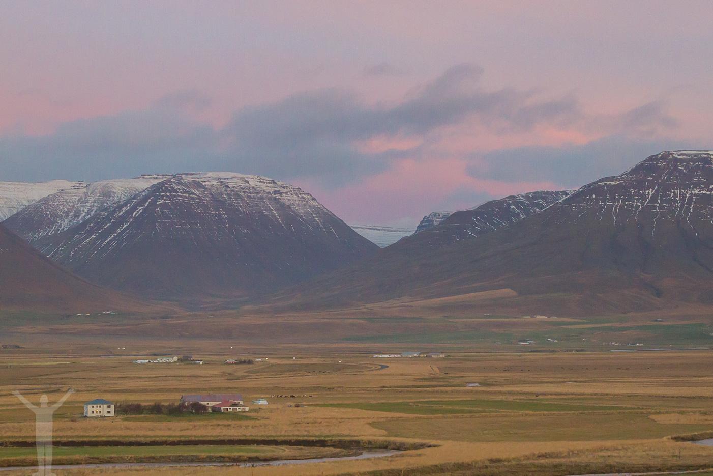 Isländsk natur