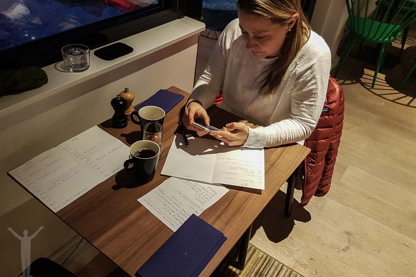 Verksamhetsplanering på Frösö Park Hotel
