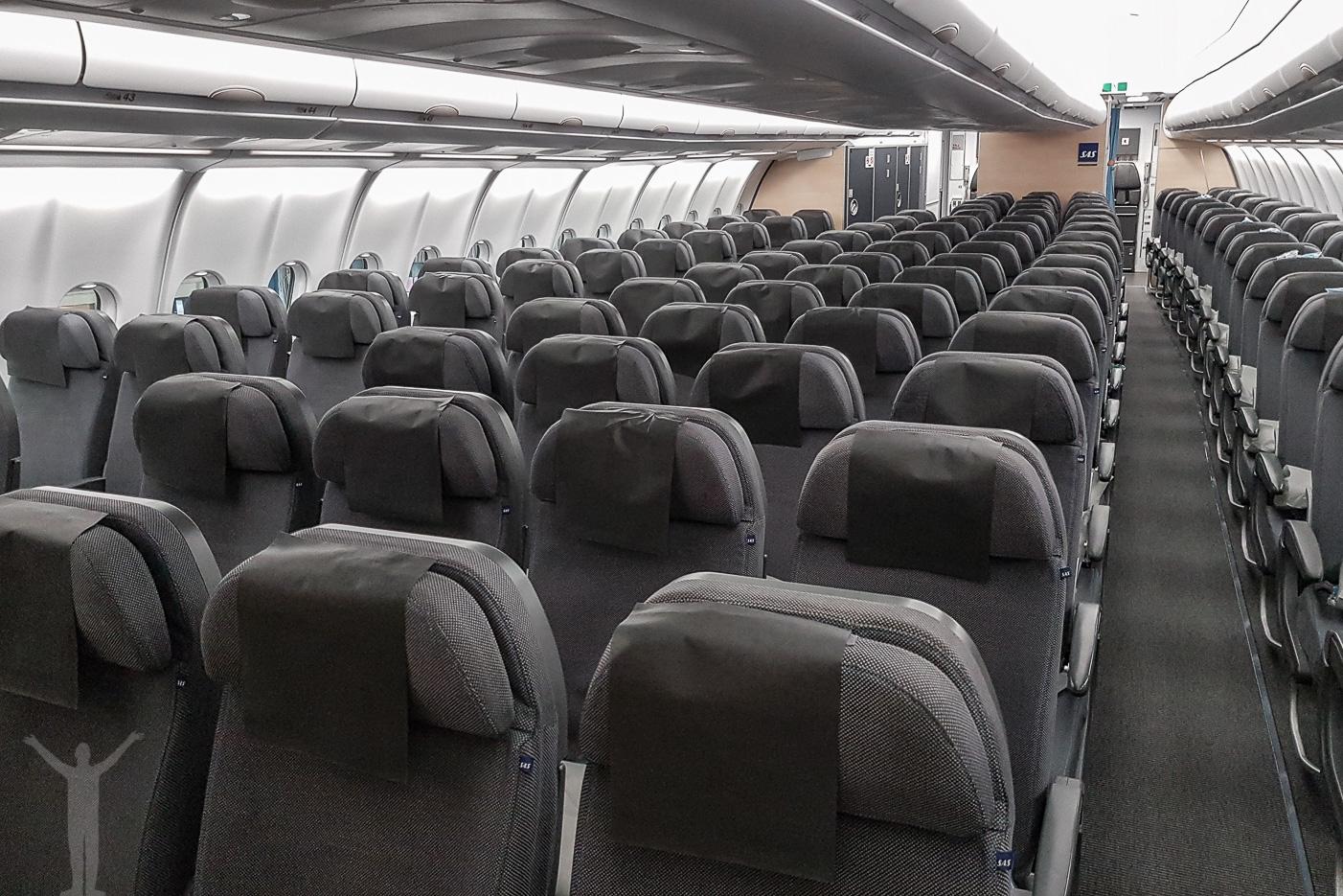 SAS Go på Airbus A330E