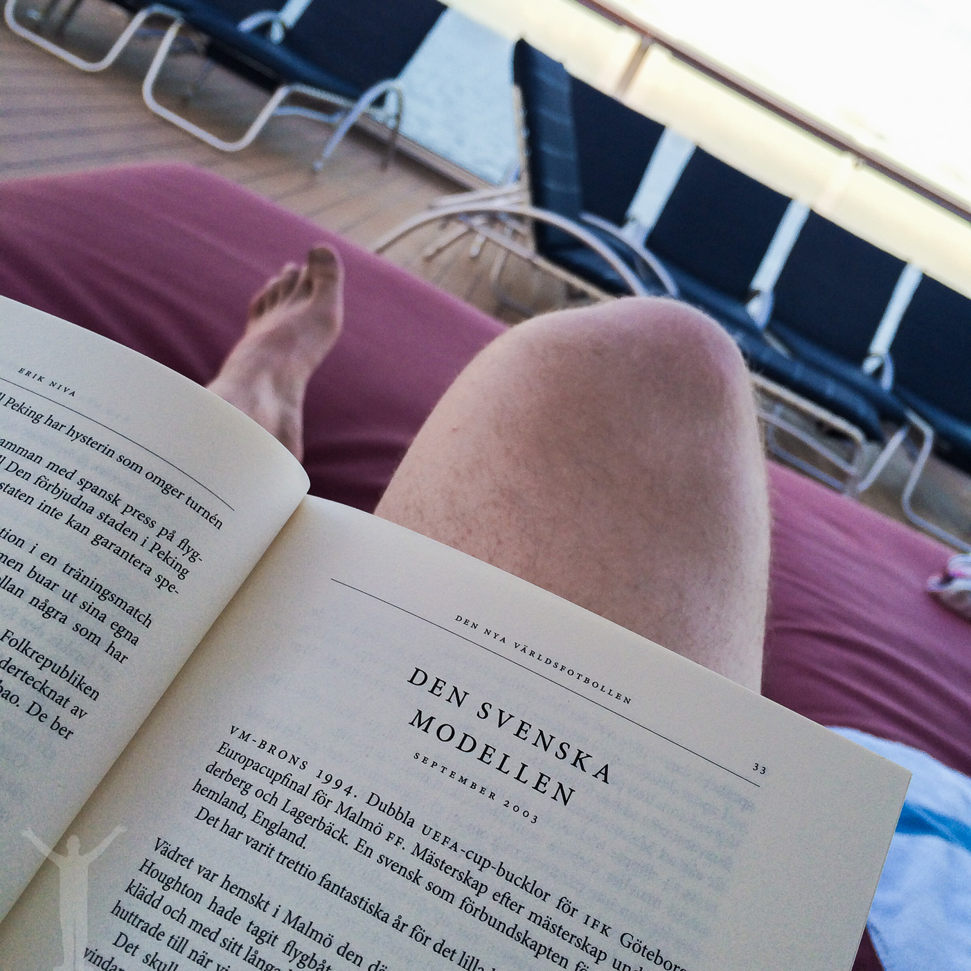 Läsa en bok