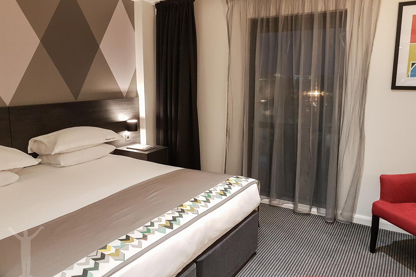 Årets hotell? Hotel Football, Old Trafford, Manchester
