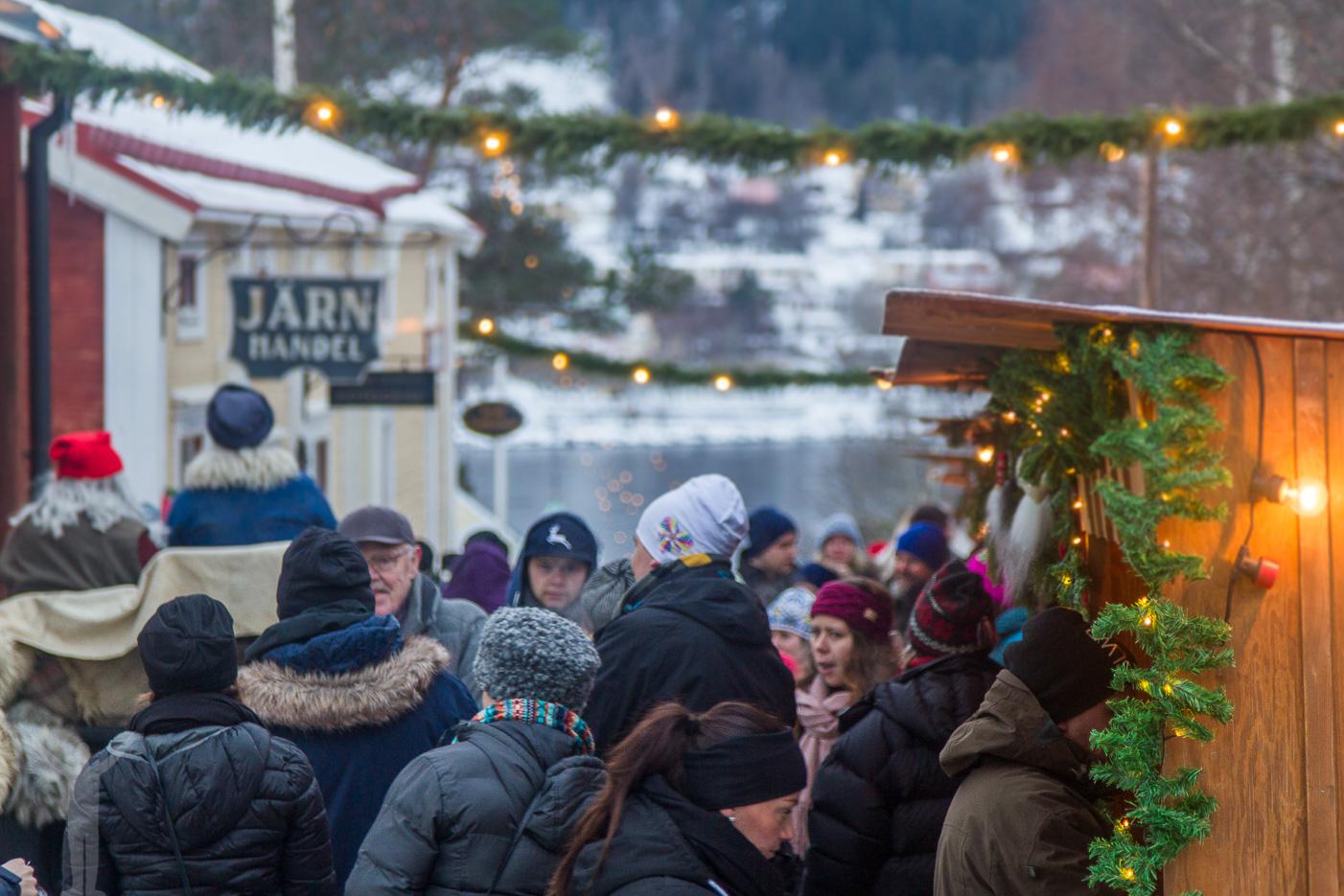 Jamtli julmarknad, Östersund