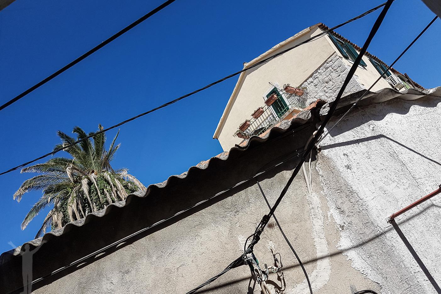 Köksutsikten i Split
