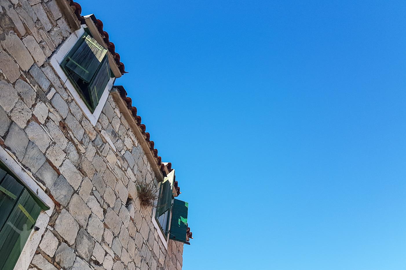 Kvarteren i Split