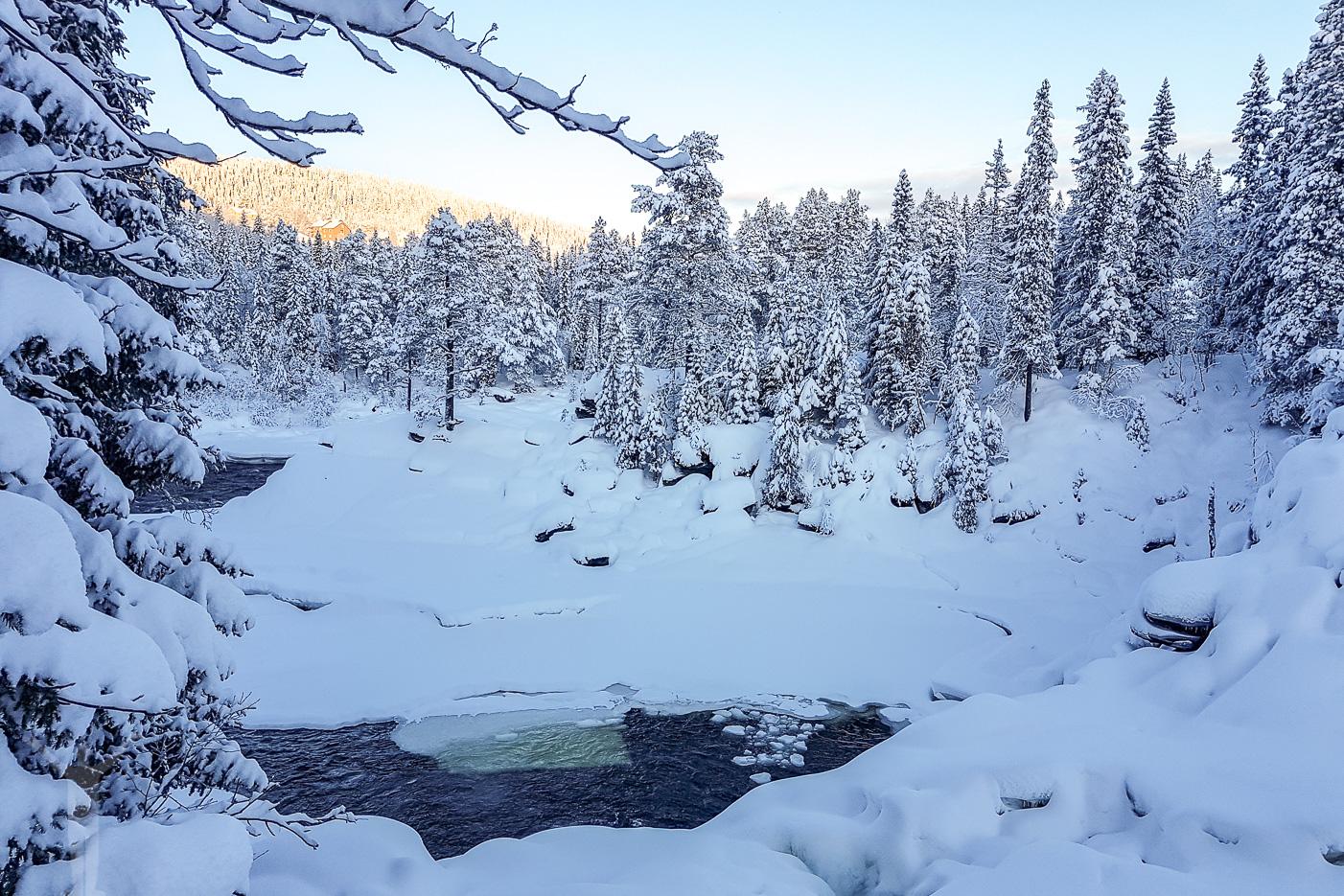 Ristafallet, Åre