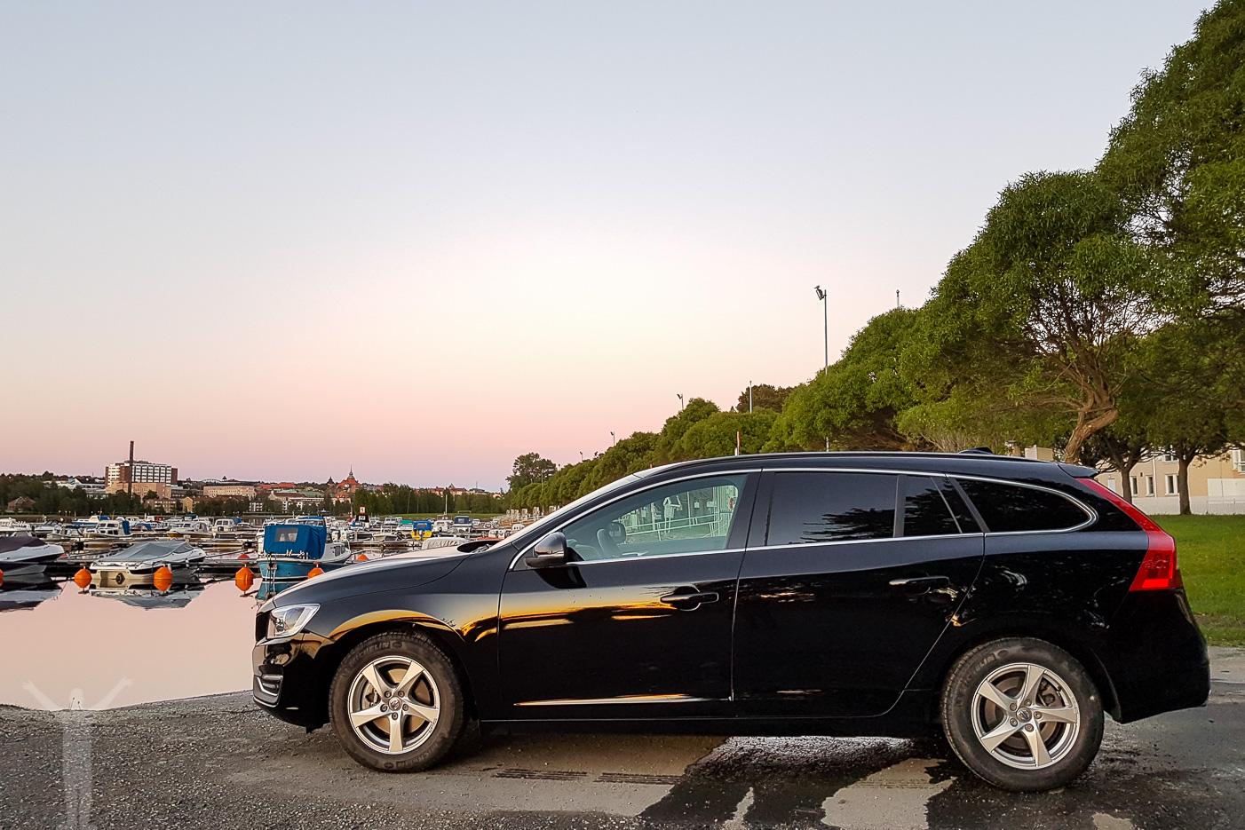 Privatleasing: Volvo V60, D4 Momentum 2017
