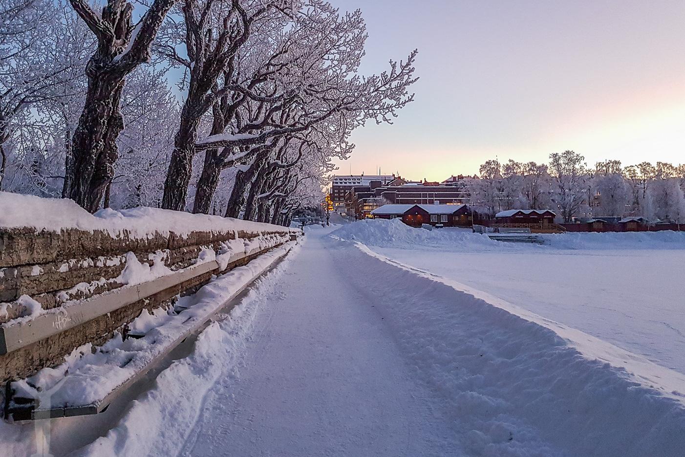 Badhusparken i Östersund
