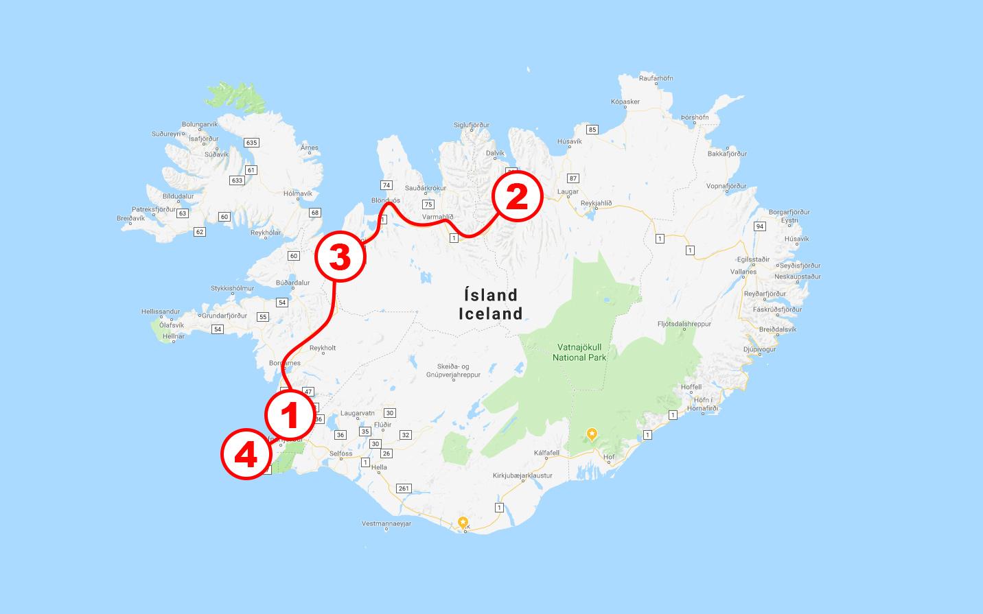 Boende på Island