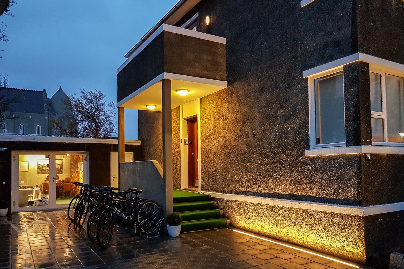 Freyja Guesthouse & Suites - huset