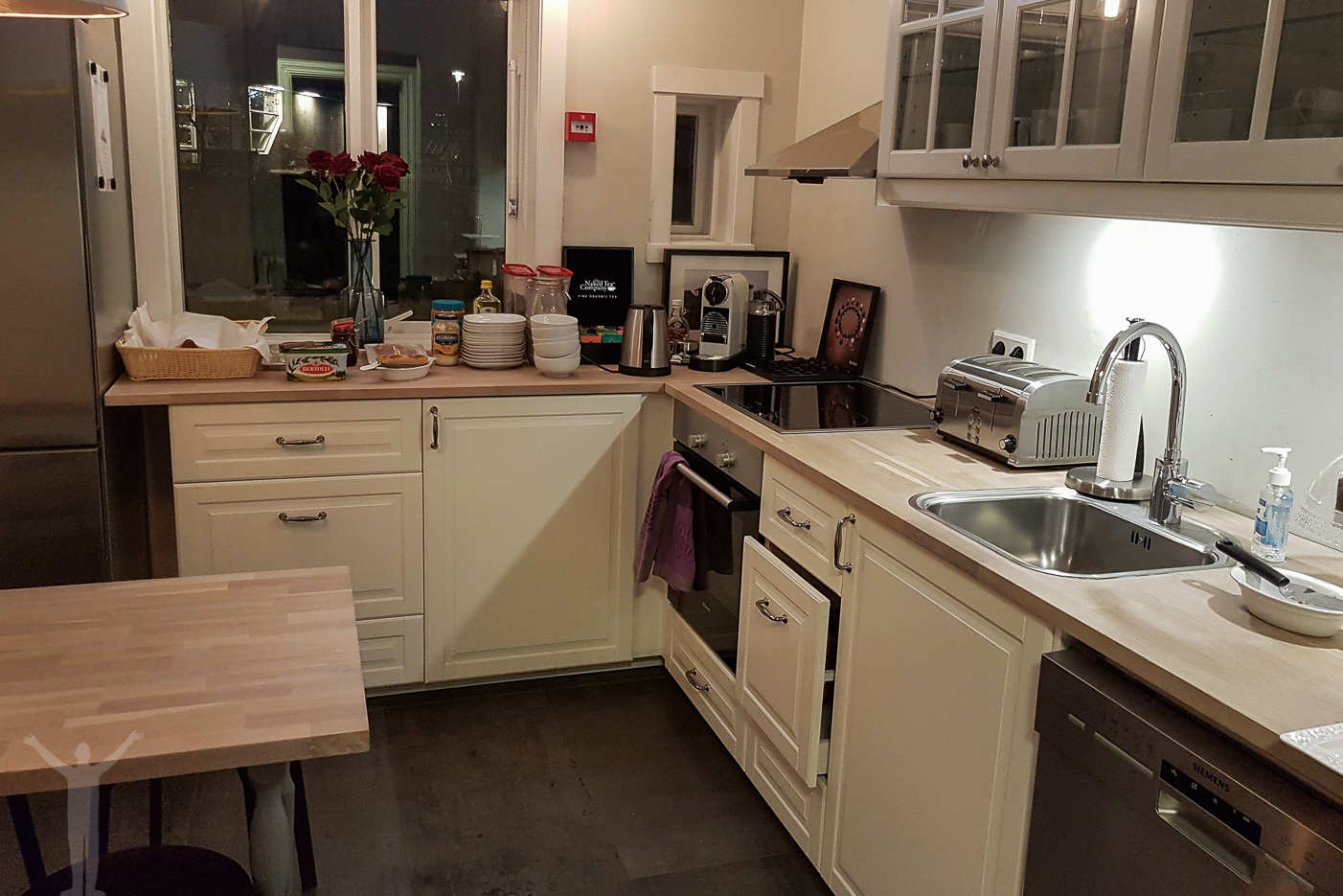 Freyja Guesthouse & Suites - köket