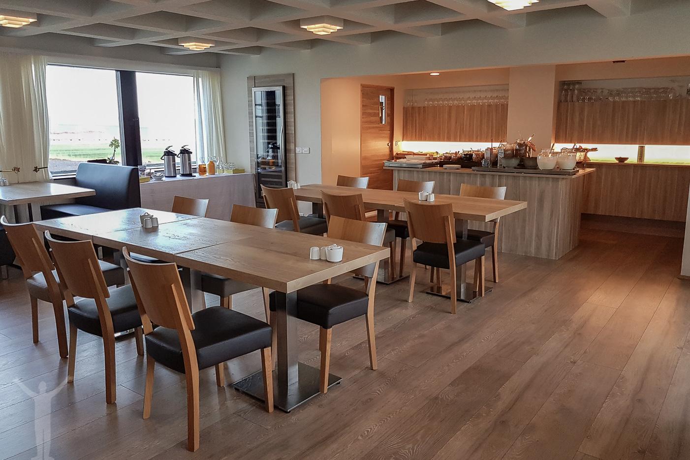 Hotel Laugarbakki - restaurangen