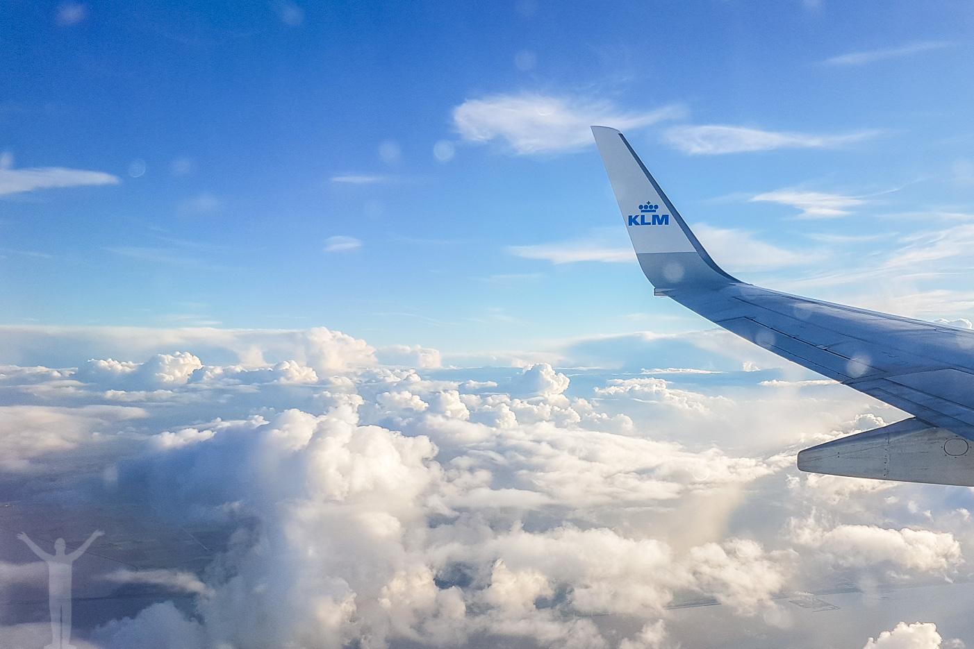 KLM Boeing 737-900