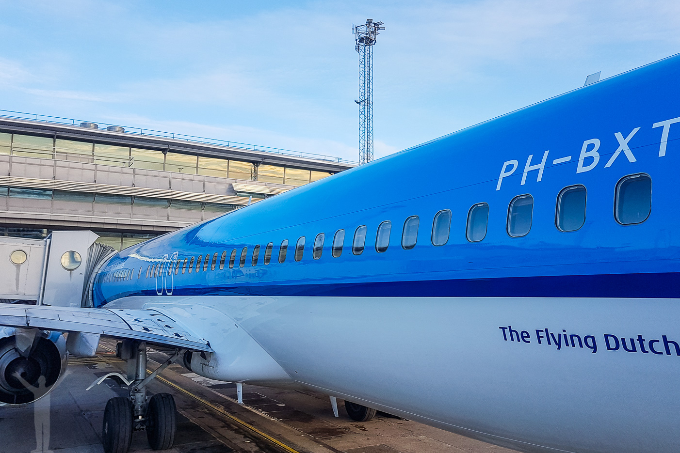 KLM PH-BXT Boeing 737-900
