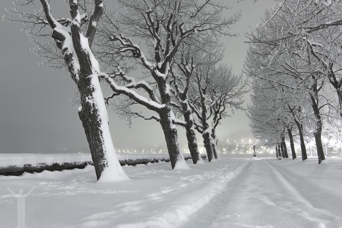 Vinterstaden Östersund