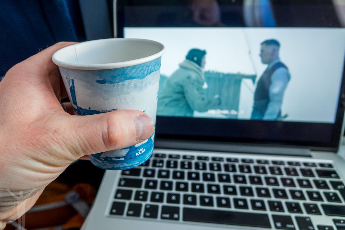 Kaffe och film
