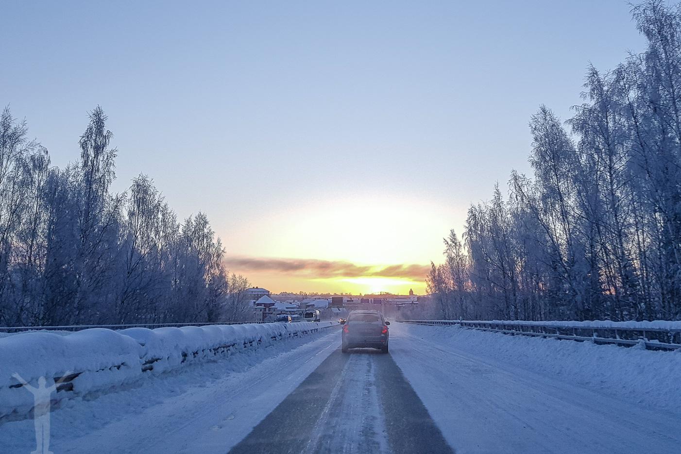 Frösöbron i Östersund