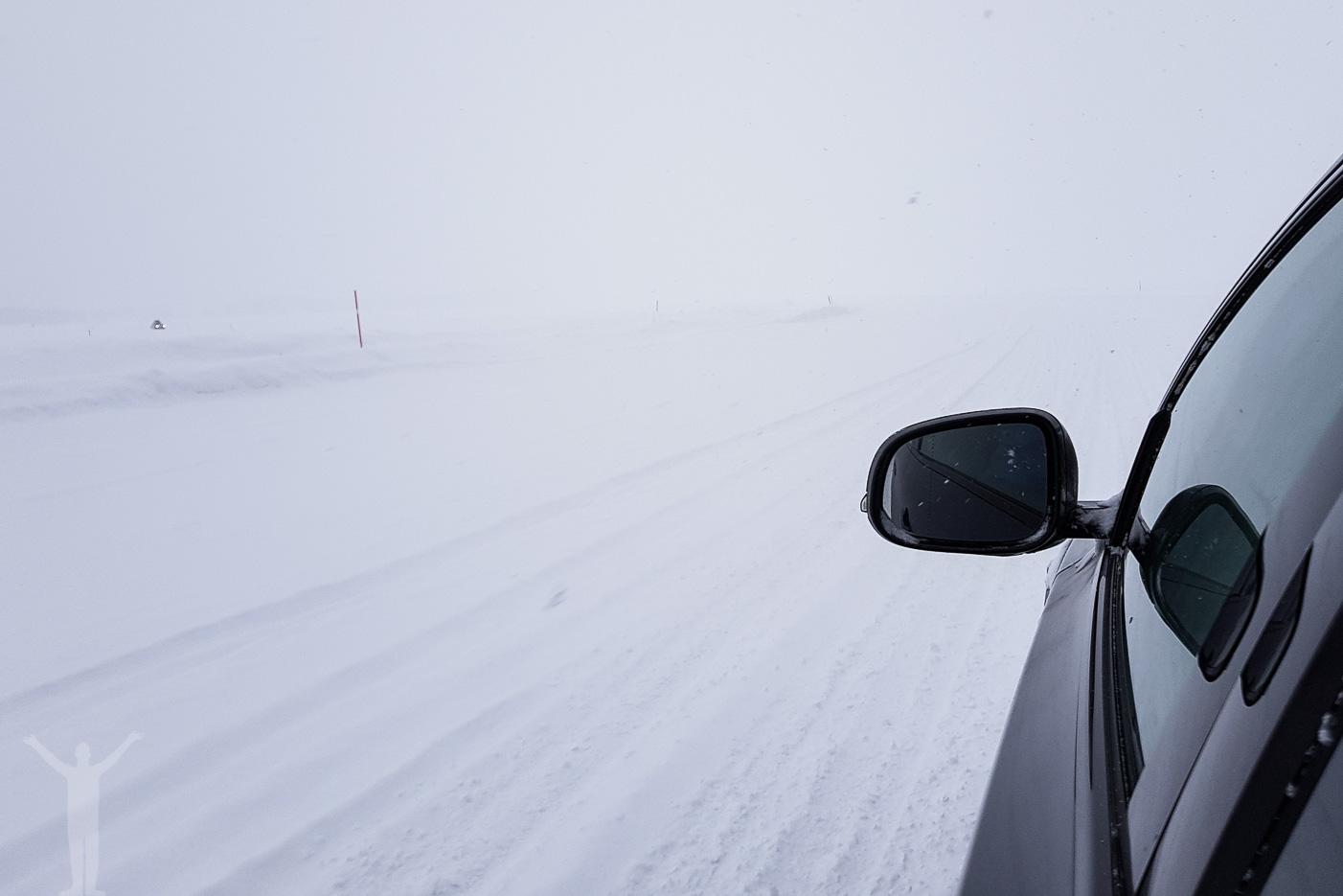 Ivägen från Isön till Norderön