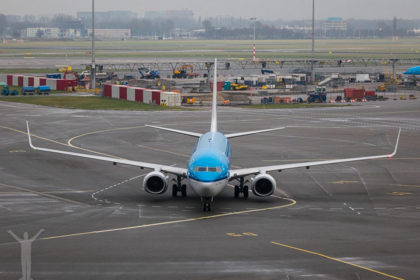 KLM Boeing 737 PH-BCE